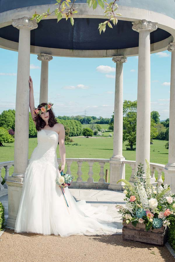 Boho Bride at Froyle Park Hampshire bridal boutique designer wedding dresses wiltshire west sussex surrey berkshire dorset