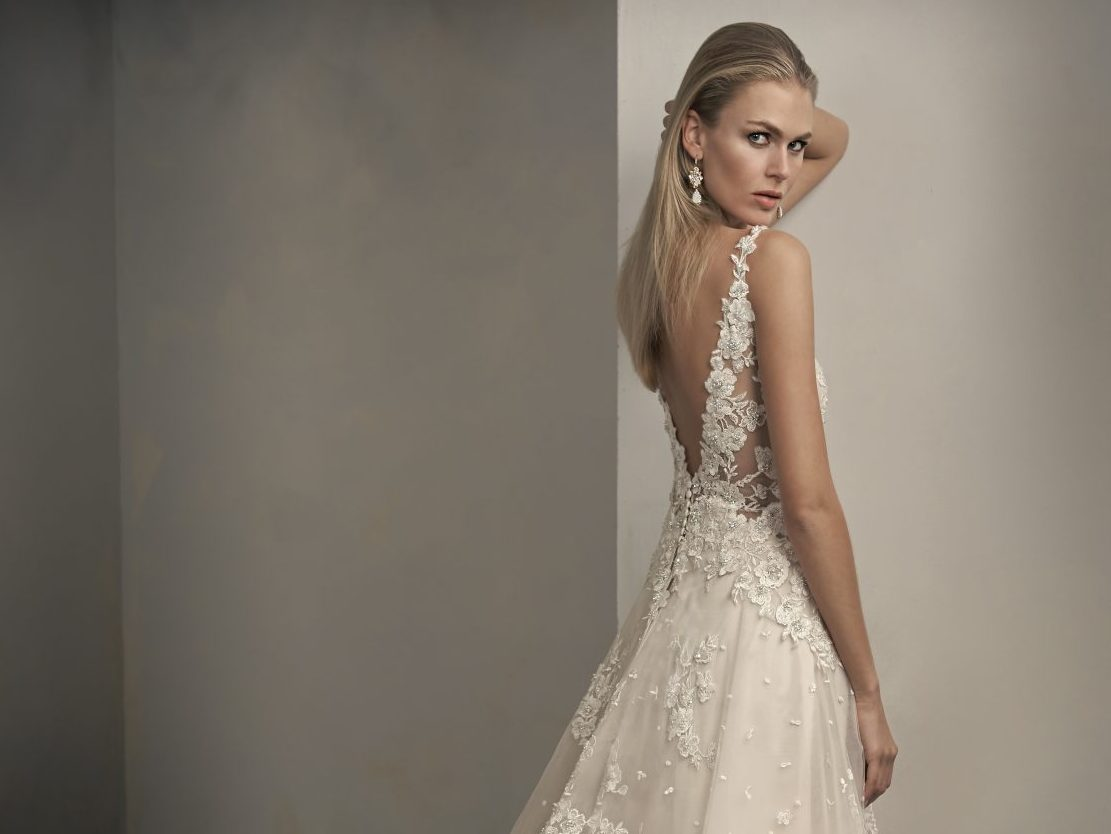 Designer wedding dresses - Sass and Grace