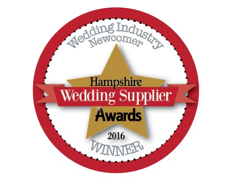 award winning bridal boutique - winner Best Newcomer 2017 in Hampshiire