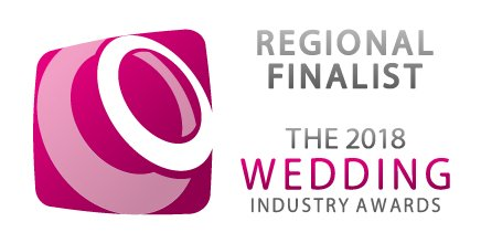 Wedding Industry Award Finalist 2017